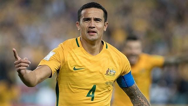 7. Australia - nhất bảng B vòng loại thứ 2.