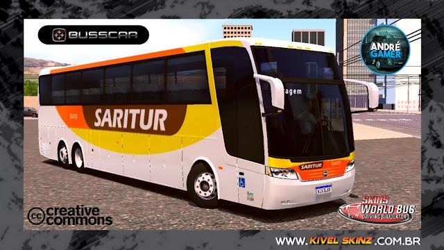 BUSSCAR JUMBUS 360 - VIAÇÃO SARITUR