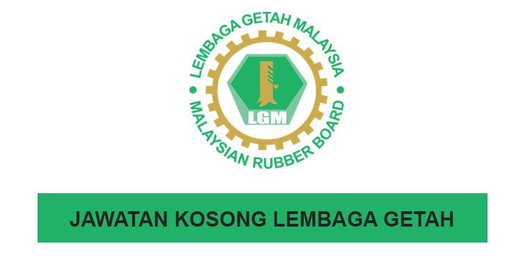 Jawatan Kosong di Lembaga Getah Malaysia (LGM) 2020