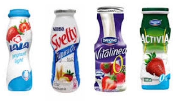 Profeco revela cuáles son los yogures bebibles que tienen   más azúcar ¡que un Coca-Cola!