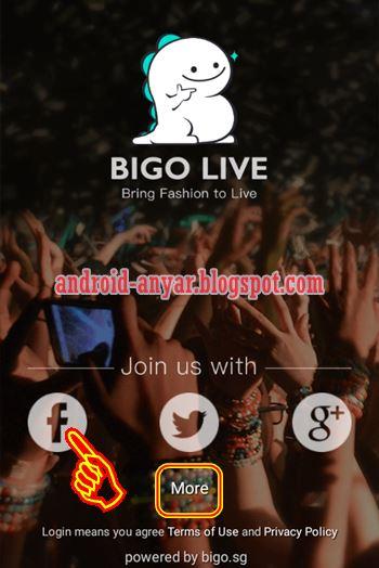 Cara Daftar Bigo Live Android Baru Lengkap