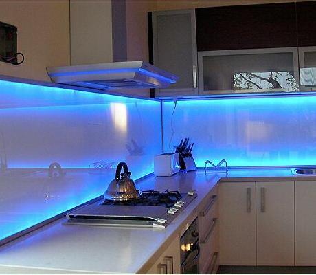 Kitchen Backsplash Blue White Delft Style
