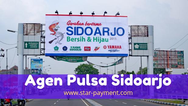 Agen Pulsa Murah Kecamatan Sidoarjo