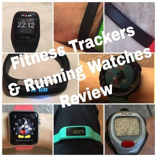 fitness trackers running watches product review