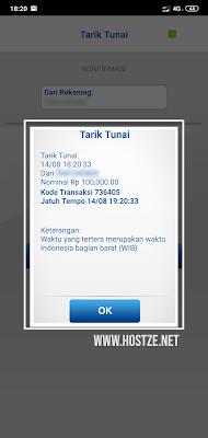 Tarik Tunai BCA Mobile - hostze.net