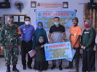 Bupati Takalar serahkan bantuan BLT-DD TA. 2020 di Desa Parangmata