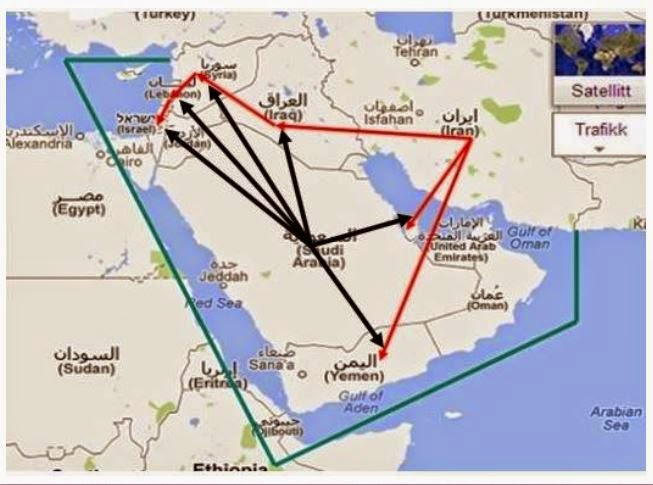 Middle East Map Strait Of Hormuz.Irancare In Addition To The Strait Of Hormuz Iran Is Conquering