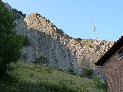 Anguiano, escalada en roca en La Rioja