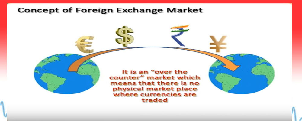 Concept of The Foreign Exchange Market