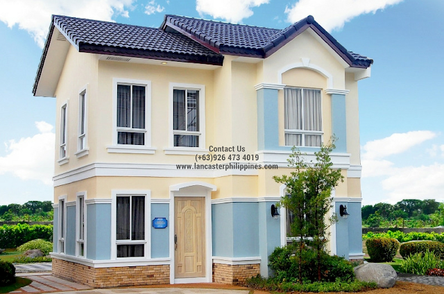 Gabrielle - Lancaster New City Cavite| Affordable House for Sale in Imus-General Trias Cavite