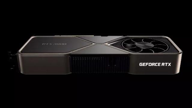 ارتفاع اسعار كروت الشاشه من Nvidia RTX 3080