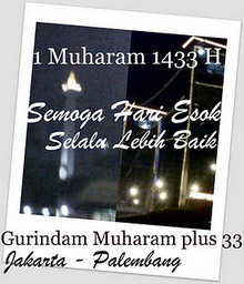 Giveaway Gurindam Muharam Plus 33