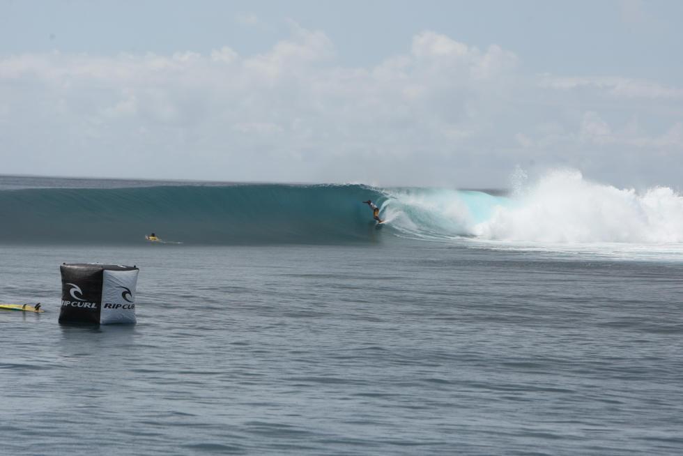 32 Ments Mentawai Rip Curl Pro foto WSL