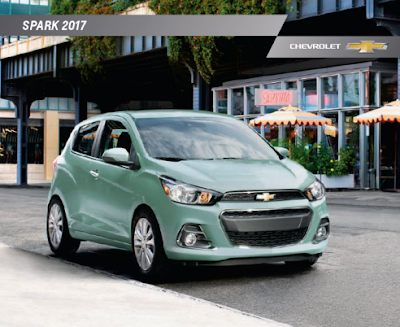 Downloadable 2017 Chevrolet Spark Brochure