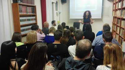 Λάρισα:  Η Γλώσσα του Σώματος - ΝΕΑ ΑΚΡΟΠΟΛΗ