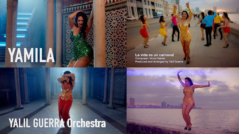 Yamila and Yalil Guerra Orchestra - ¨La vida es un carnaval¨ - Videoclip - Directora: Yamila Guerra. Portal Del Vídeo Clip Cubano