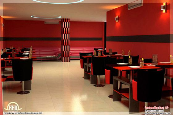 restaurant interior ideas