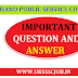 Uttarakhand PCS important Question And Answer