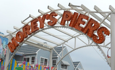Morey's Piers Amusement and Waterpark in Wildwood