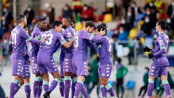 El Betis remonta ante el Mutilvera y pasa de ronda en Copa (1-3)