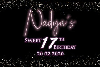 20022020 NADYA'S SWEET SEVENTEEN AT DEWI SRI KUTA