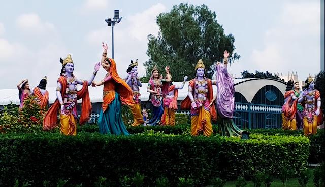 Prem Mandir Vrindavan Radha Krishna images