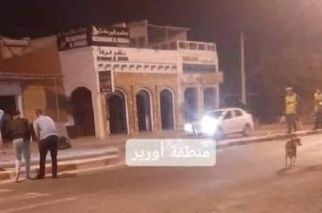 صادم..الأمن يحل لغز السيارة التي دهست دركيا شمال أكادير..