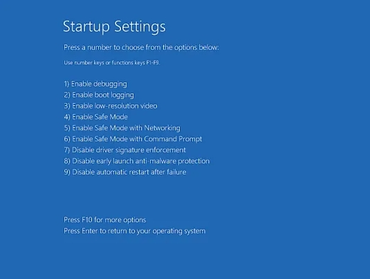How to easily enter safe mode in windows 8? (One-click series)