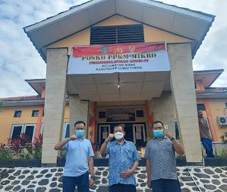 Devisi Keimigrasian Kemenkumham Sul Sel. Bekerjasama Kantor Imigrasi Polopo, Segera Membuka Pelayanan EAZY Di Lutim