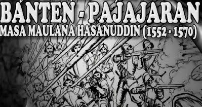 Biografi Sultan Maulana Hasanuddin Banten