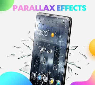 Parallax Effects to Surprise Friends With VPN Master VIP Apk