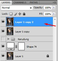 Cara Membuat Foto Vektor Lengkap Menggunakan Photoshop