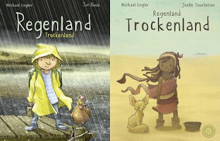 Regenland + Trockenland ; Michael Engler ; 360 Grad Verlag