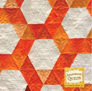 Y Seams Inset seams Hexagons triangles