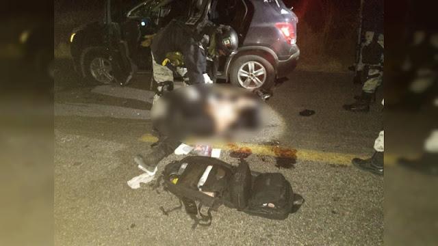 10 muertos, así fue la terrible balacera en Villagrán, Gto la madrugada de ayer lunes
