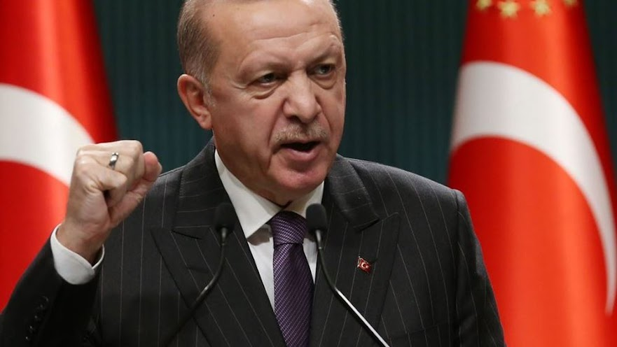 """Ερντογάν: Η Τουρκία θα σπάσει το οικονομικό """"τρίγωνο του διαβόλου"""""""