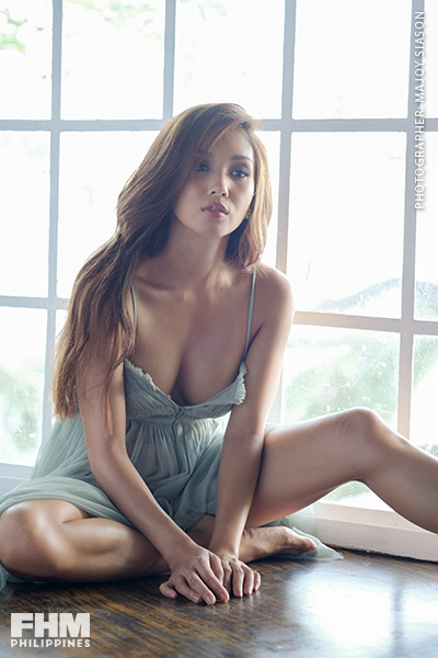 Roxanne Barcelo FHM June 2017 Cover Girl