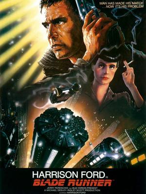 Poster Blade Runner 1982