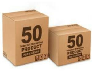 50 produk plr