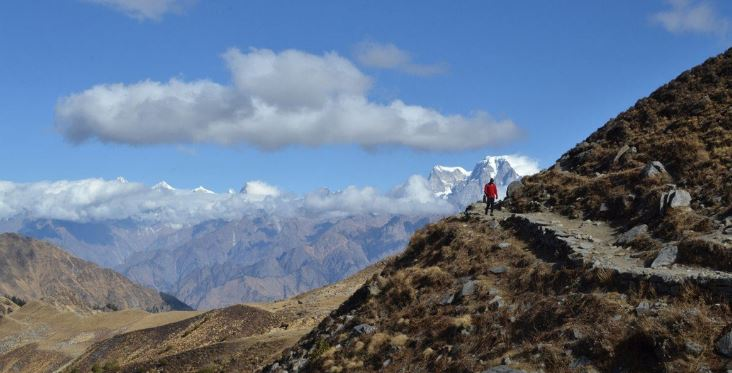 Top 10 tourist trekking places in India