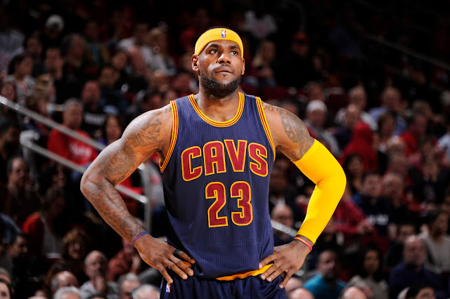 LeBron James - Cleveland Cavaliers - NBA