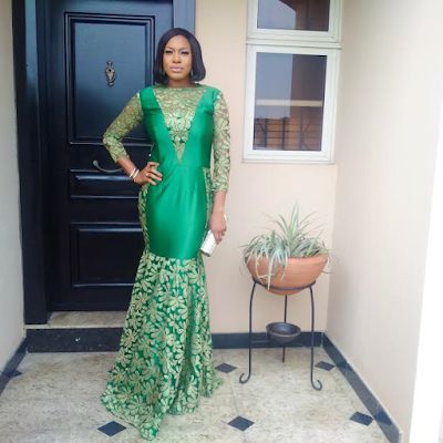 Chika Ike Stuns In New Photos
