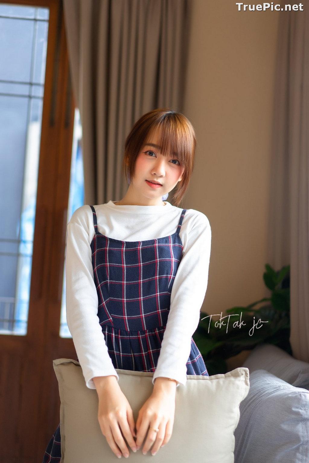 Image Thailand Model - Fenfern Aeryingsak - Cute School Girl - TruePic.net - Picture-8