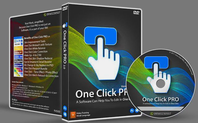 One Click PRO 3.0 Registerd Version Full Liftime Download