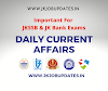 2nd August Most Important Current Affairs for JKSSB and JK Bank Exams.