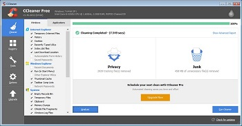 CCleaner Pro Plus Terbaru