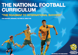 The National Football curriculum PDF : the roadmap to international success