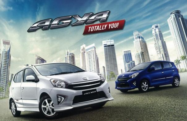 Kelebihan dan Kekurangan Toyota Agya Terbaru