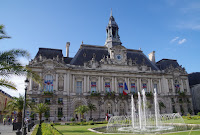 city hall of Tours