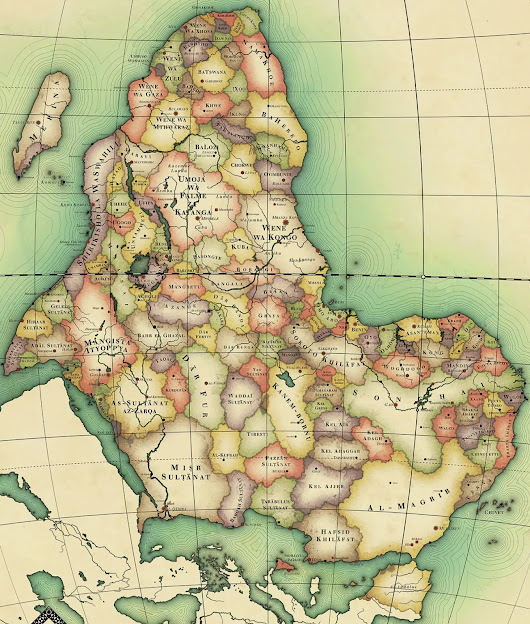 What Africa might look like if it had never been colonized